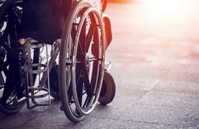 Wheelchair - Personal Injury