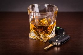 Alcohol and car keys - Gainesville DUI Attorney